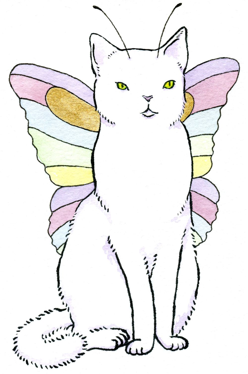 cat-faery