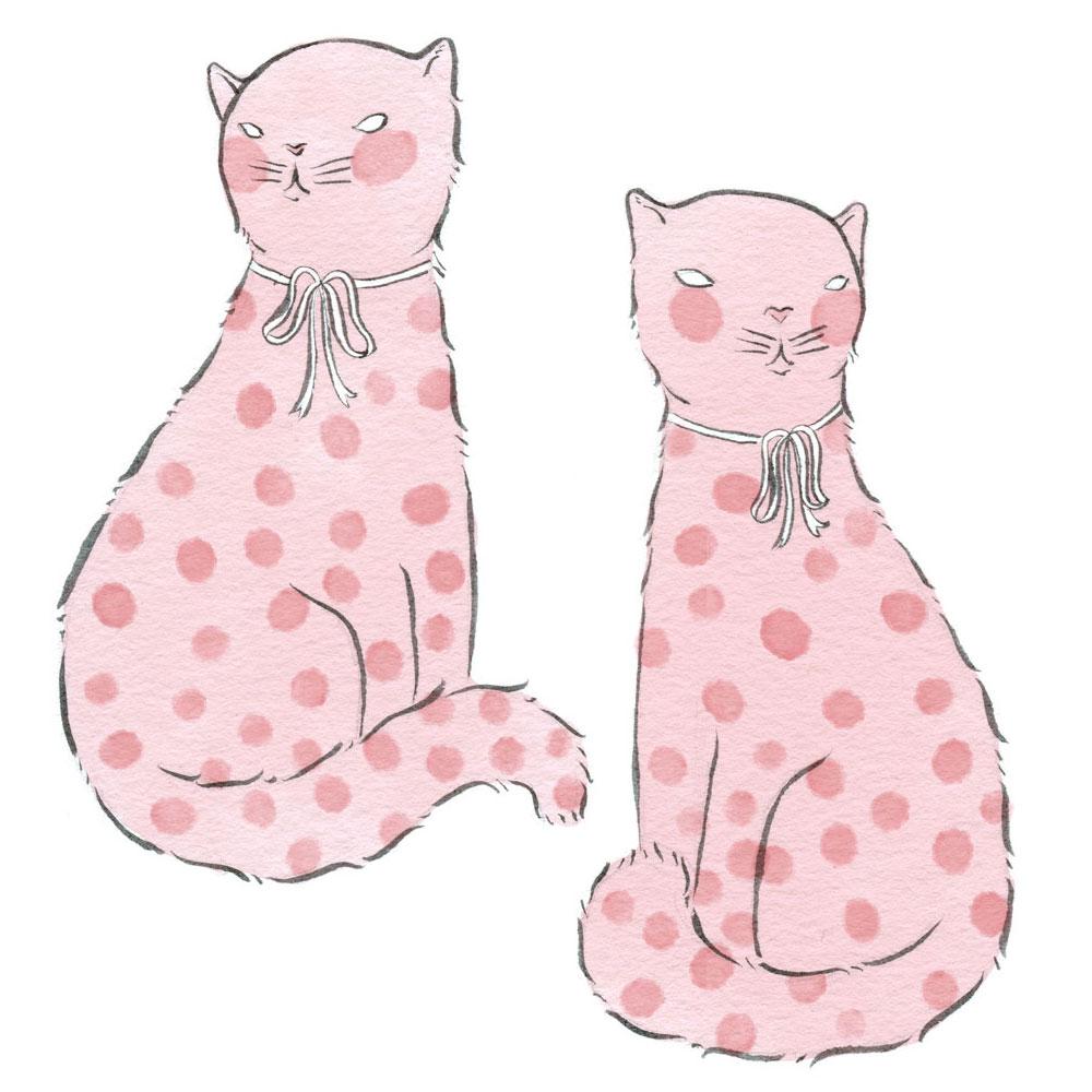 Staffordshire-Cats