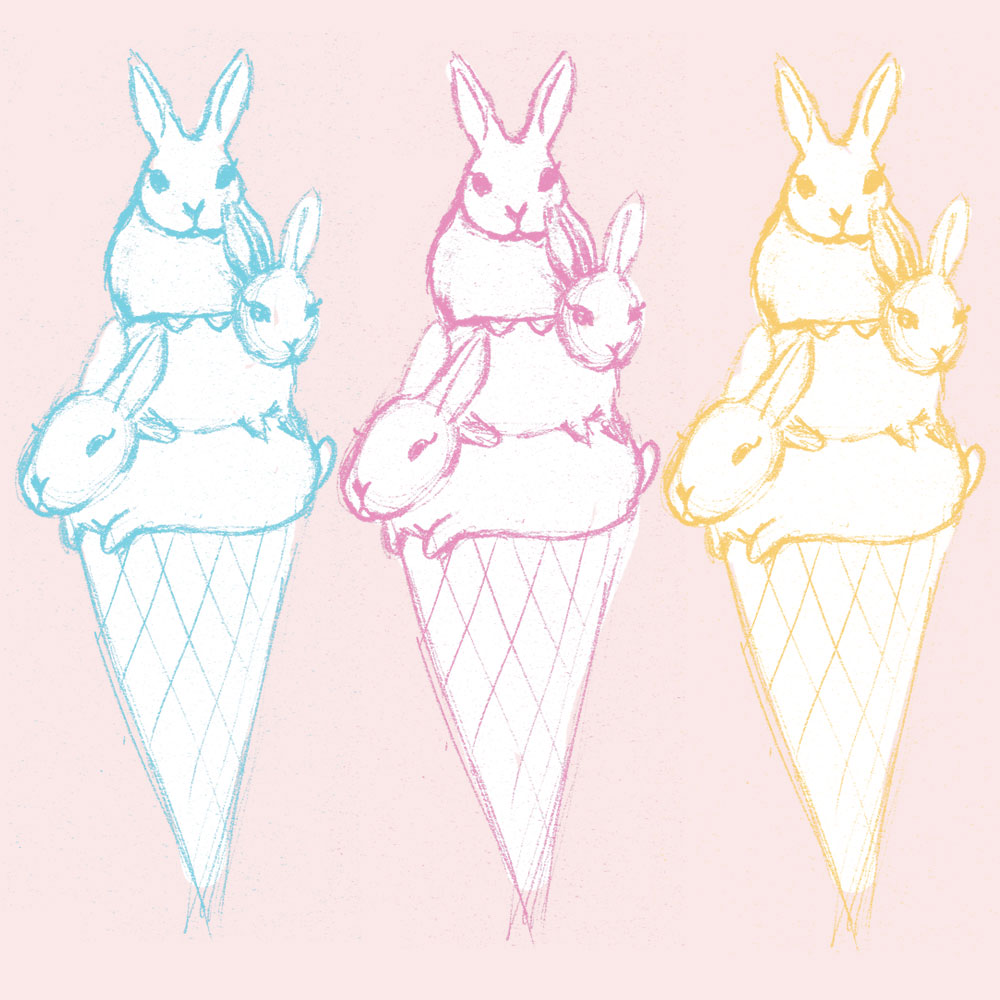 29-Bunny-ice-cream-trio