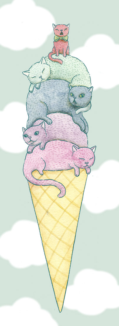 Ice-Cream-Cats