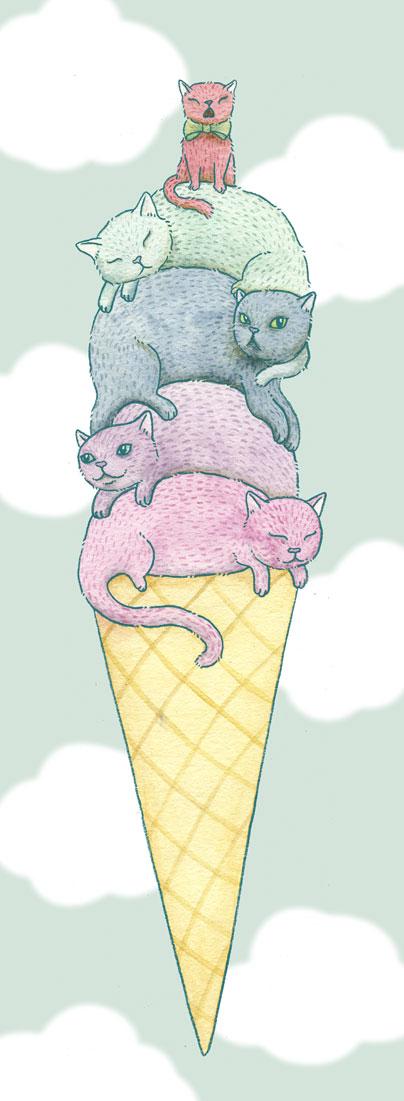 Ice-Cream-Cats