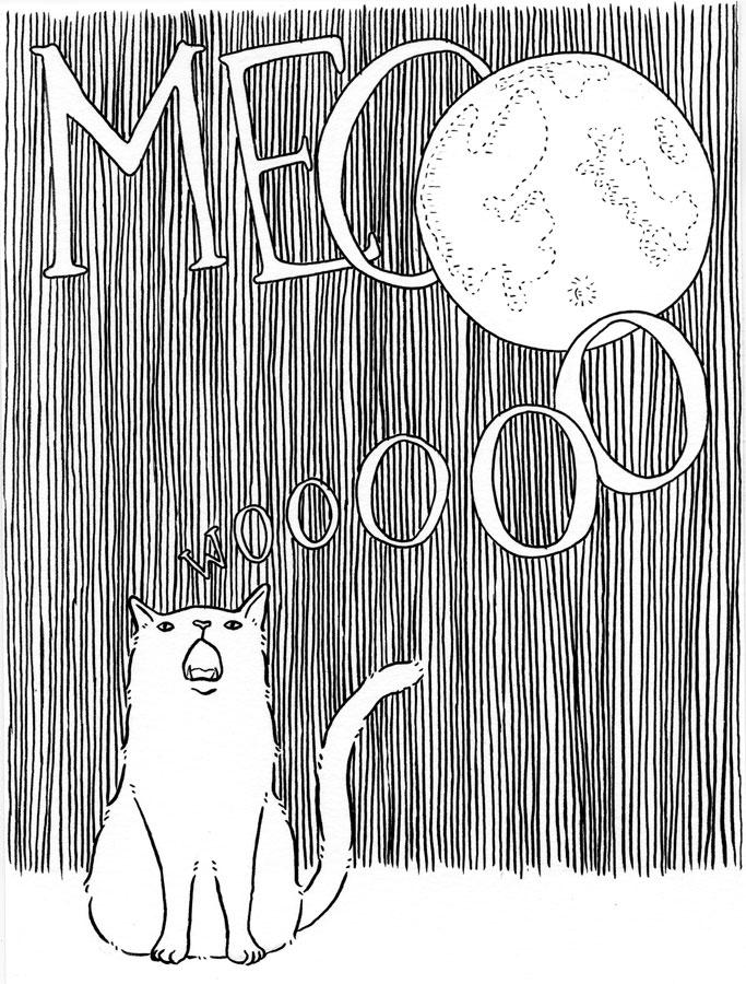 Meow-Moon