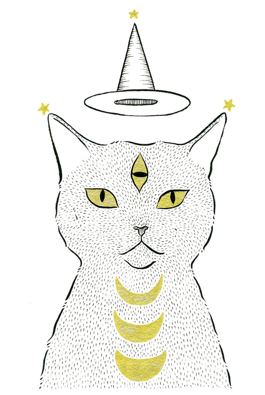 Witch-Cat-w-Hat