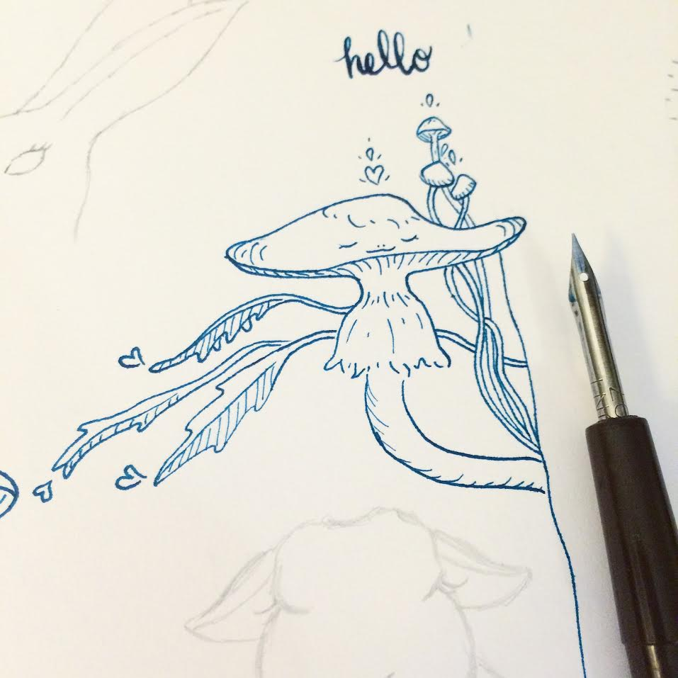 Mushroom-study