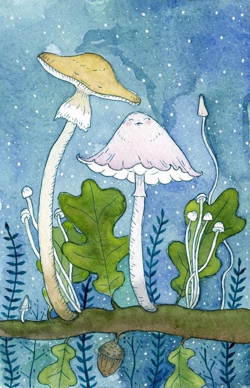 mushroom-love