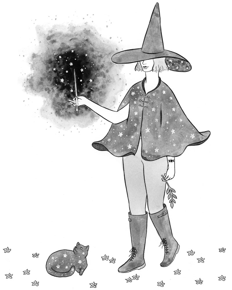 27-Starry-Witch